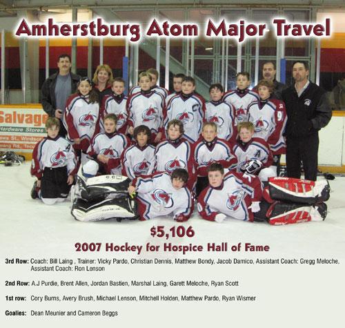 2007 Hall of Fame